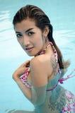 Asian lady Stock Photo