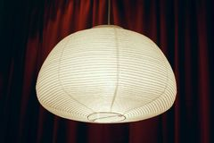 Asian lamp Stock Images