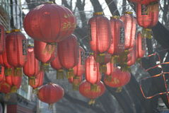 Asian Lantern Royalty Free Stock Images