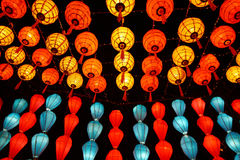 Asian Lantern,Thailand. Asian Lantern for Celebrate new year,Thailand Stock Photography