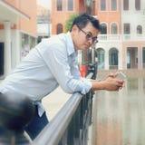 Asian Lifestyle Stock Photo
