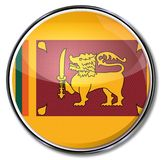 Asian lion and Sri Lanka Stock Images
