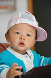 Asian little boy Royalty Free Stock Photography