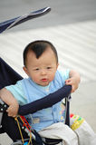 Asian little boy Stock Image