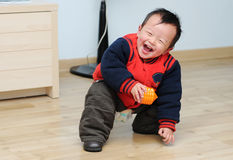 Asian little boy Royalty Free Stock Images