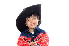 Asian little boy Royalty Free Stock Image