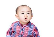 Asian little boy portrait Stock Photography