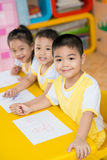 Asian little children Royalty Free Stock Photography