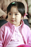 Asian little girl stock image