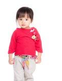 Asian little girl stock photos