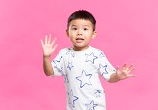 Asian little kid. Asian young little boy royalty free stock image