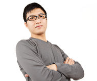 Asian man Royalty Free Stock Photography