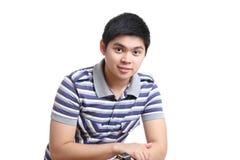 Asian man Royalty Free Stock Photography