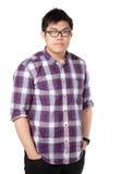 Asian man Stock Photo