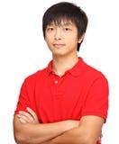 Asian man Stock Photography