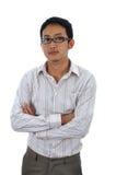 Asian man Royalty Free Stock Photo