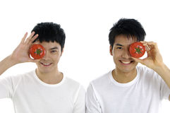 Asian man Stock Images