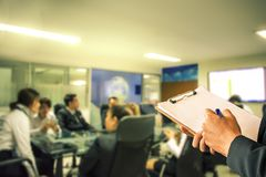 Asian man business consultation stock images
