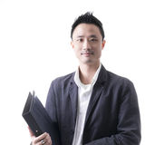 Asian man business Stock Images
