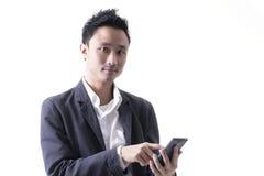 Asian man business Stock Photography