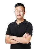 Asian man Royalty Free Stock Photos