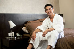 Asian Man Lifestyle Royalty Free Stock Image