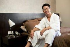 Asian Man Lifestyle Royalty Free Stock Image