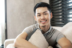 Asian Man Lifestyle Stock Photos
