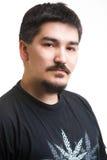 Asian man portrait Stock Image