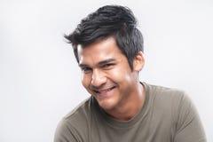 Asian Man Smiling Royalty Free Stock Image