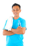 Asian man Royalty Free Stock Photo
