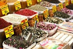 Asian market Stock Photography