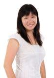Asian mature woman Stock Photos