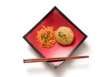 Asian meal Stock Photos