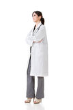 Asian medical doctor Stock Images