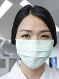 Asian medical professional Royalty Free Stock Photo