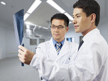 Asian medical professionals Royalty Free Stock Photos