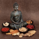 Asian Medicine Royalty Free Stock Photos