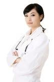 Asian medicine doctor Stock Photo