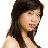 Asian Model 5 Royalty Free Stock Photos
