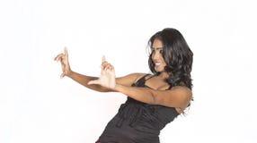 Asian model Royalty Free Stock Photos