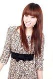 Asian model's portrait Royalty Free Stock Photo