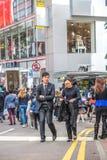 Asian modern girls royalty free stock photography