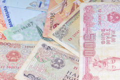 Asian Money Stock Photos
