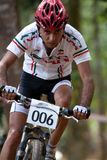 Asian Mountain Bike Championship in Malaysia Royalty Free Stock Photo