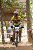 Asian Mountain Bike Championship in Malaysia Royalty Free Stock Image