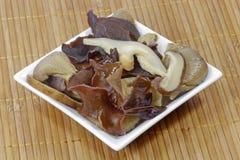 Asian mushrooms Royalty Free Stock Photo