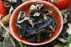 Asian mushrooms Royalty Free Stock Photos