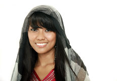 Asian muslim woman Royalty Free Stock Photography