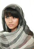 Asian muslim woman Royalty Free Stock Image